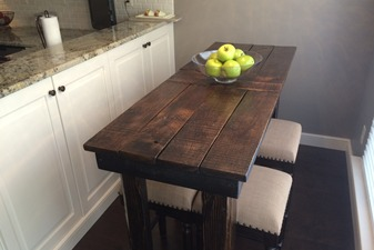 beautiful custom rustic furniture