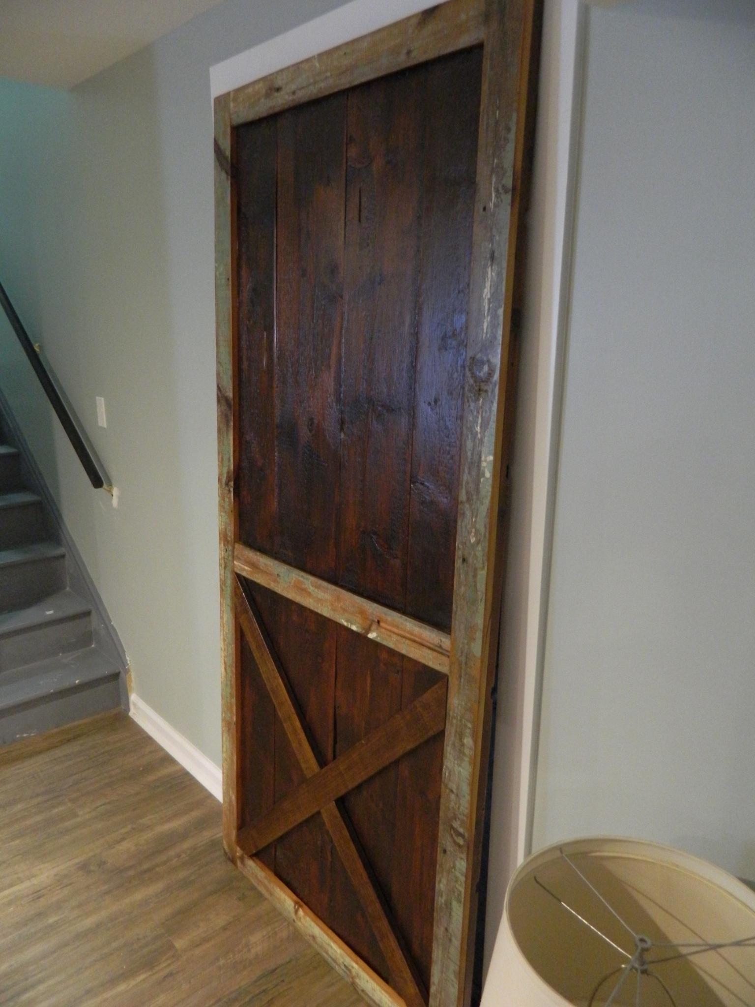 Cassano Barn Door II