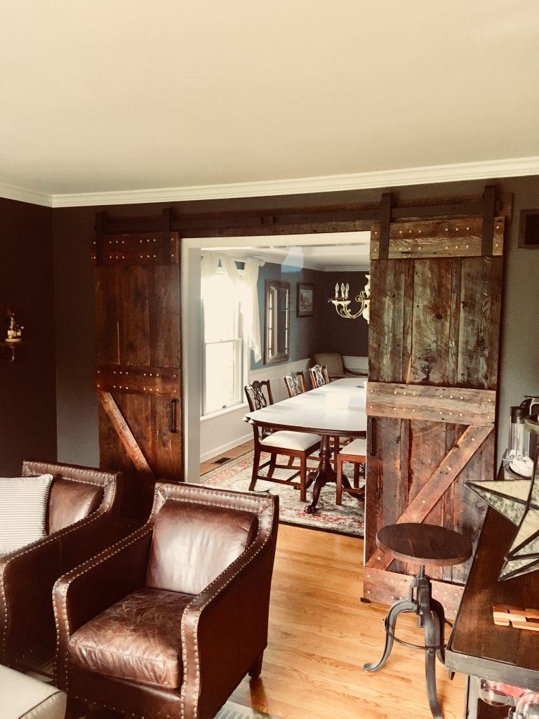 Carmona Barn Doors I