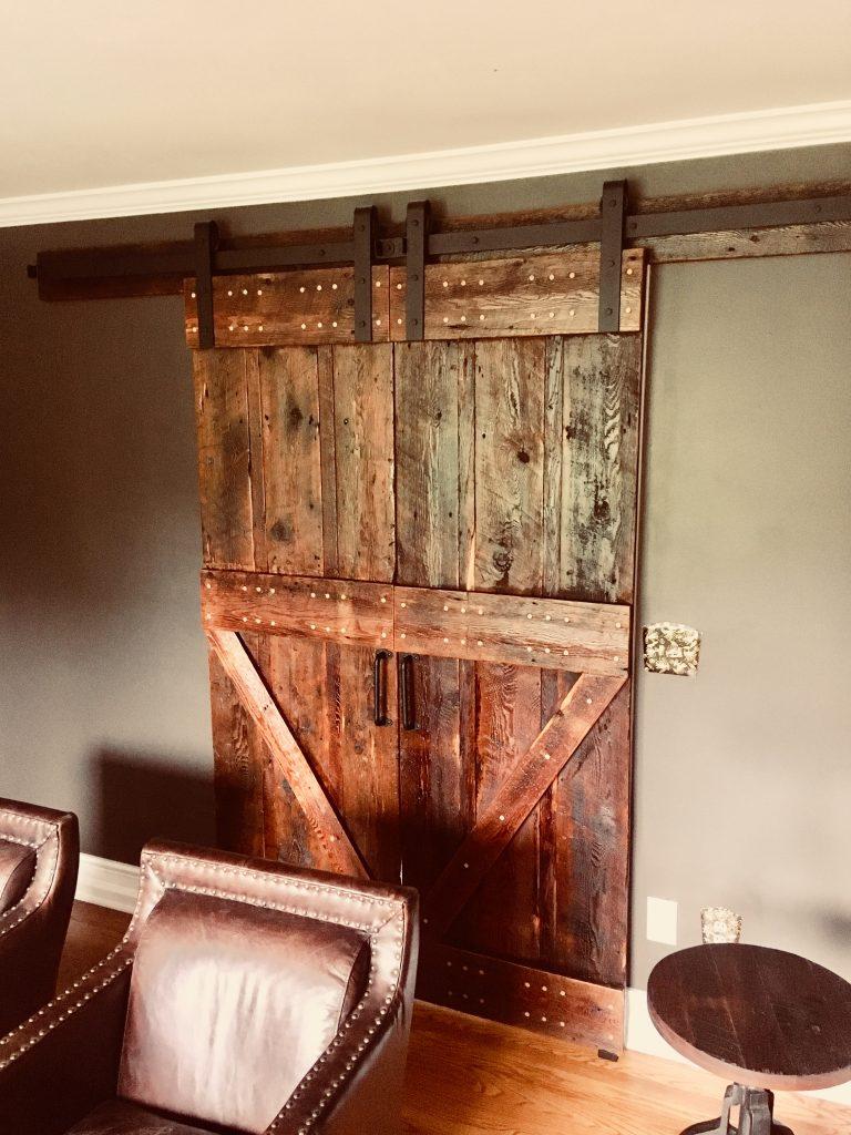 Carmona Barn Doors II