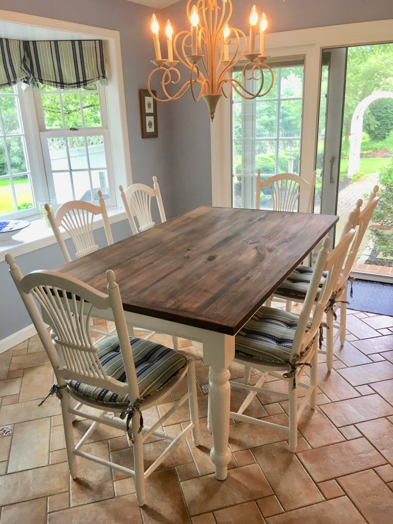 Fine Farm Table II