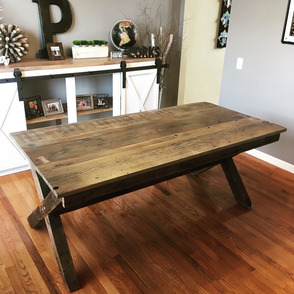 Parsell Table I