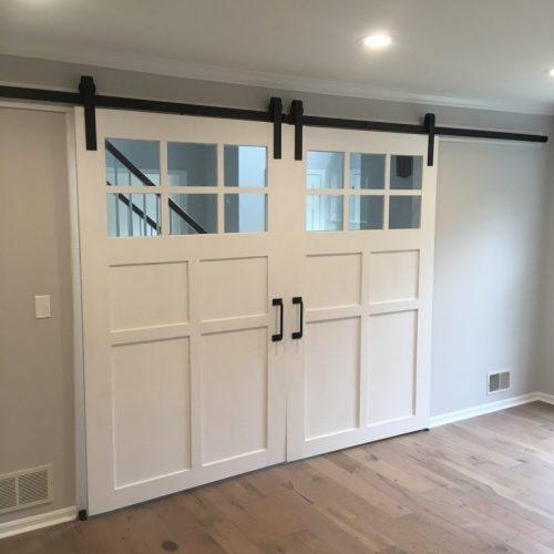 Anderson Barn Doors