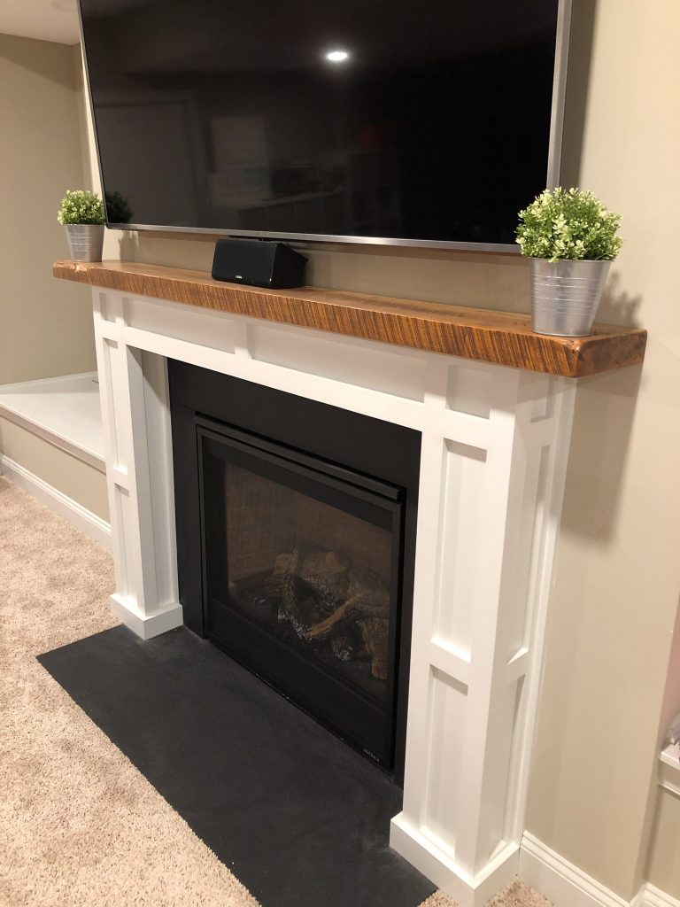 Coller Fireplace