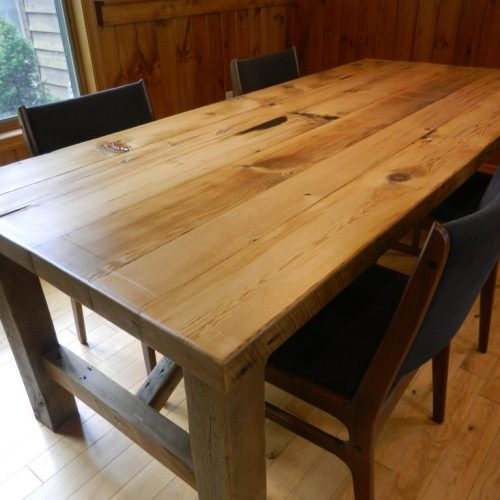 Knowles Farm Table III