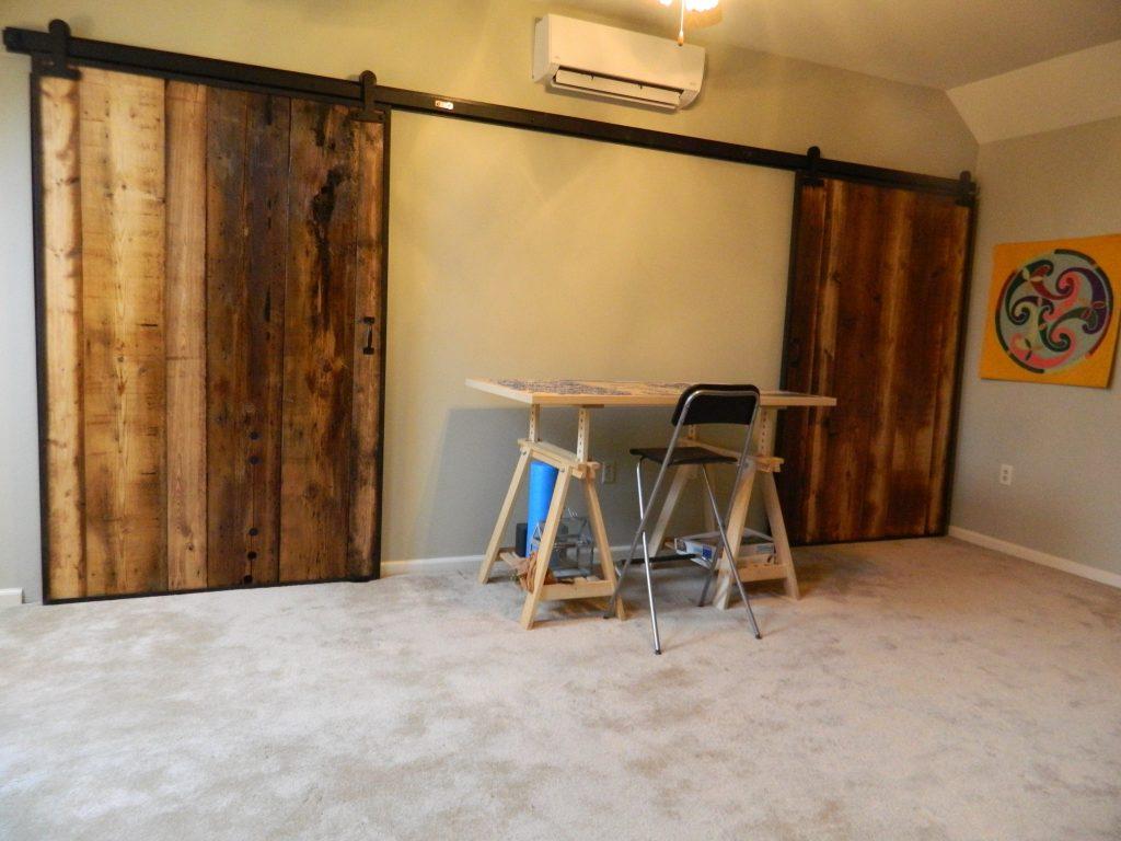 Smith Barn Door I