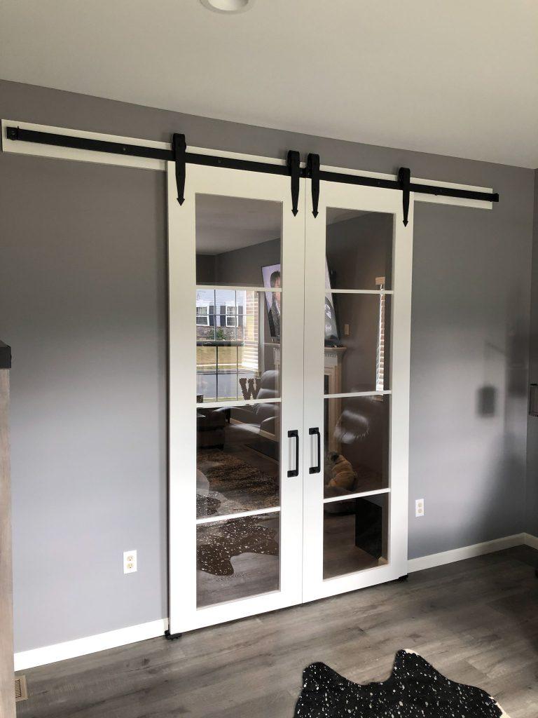 Wesley Barn Doors