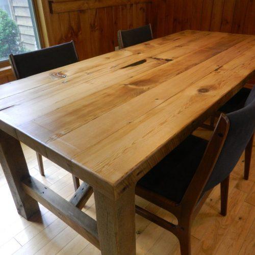 Knowles Farm Table III